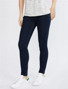 Bounceback V-pocket postpartum jean